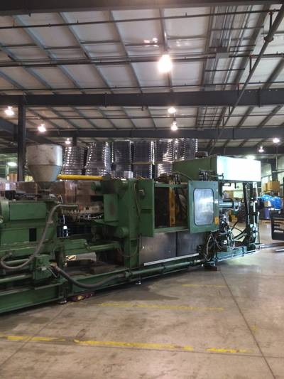 Expanding Our Plastic Injection Molding