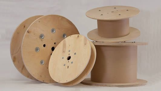 Menu Photo - Plywood Reels